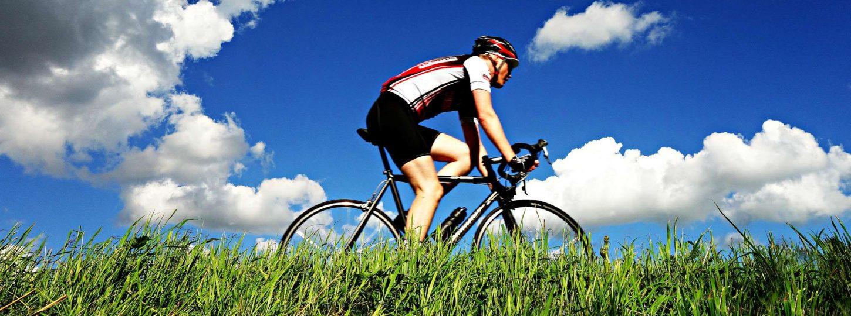 Maybe the weekend on a bike?